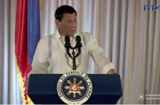 President Duterte reiterates desire to bring about just, lasting, inclusive peace in PH