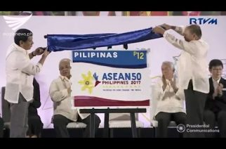 Featured video:  PHL unveils special commemorative coin and special stamp for ASEAN's 50th year
