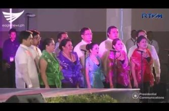 "Featured video:  The Philippines' ASEAN chairmanship theme song, ""ASEAN Spirit"""