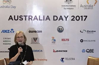 Australia Day 2017 signals stronger ties with the Duterte administration