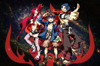 "The drill that pierces the heavens – my review of ""Gurren Lagann"""