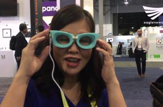Eye massager, smart brush, sleep lamp: Health, wellness tech galore at 2017 CES