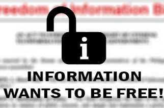 Information wants to be free!