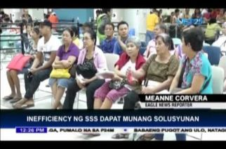 Solve SSS inefficiency first before asking for higher contributions – solon