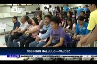 SSS will not go bankrupt – Valdez