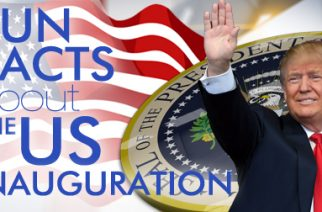 Fun facts about the US Inauguration