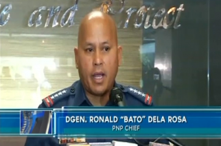 "PNP Chief Dela Rosa: 17-year-old killed in Caloocan drug op was drug courier for ""neighborhood toughie"" dad, uncles"