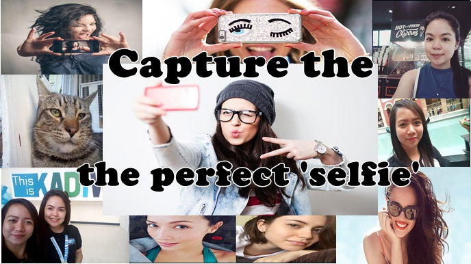 capture the perfect selfie