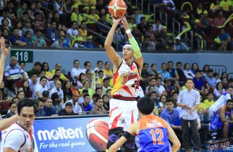Beermen enter PBA finals after beating TNT in their semis do or die game