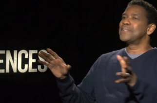 Denzel Washington and cast talk discuss Oscar-nominated drama, 'Fences'. (Photo grabbed from Reuters video)
