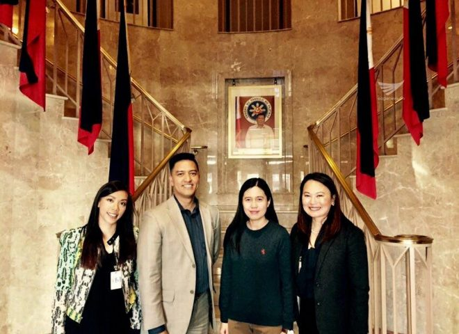 EBC US Bureau, PHL Embassy in US share goal of heightened public service and information