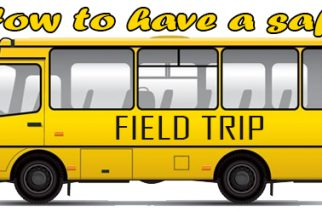 How to have a safe field trip