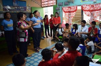Children with special needs binigyan ng special atensyon ng PNP