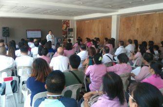 Seminar ng Philippine Red Cross pinangunahan ni Sen. Gordon