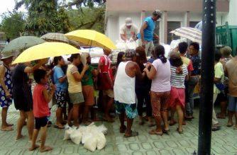 Libreng bigas ipinamahagi ng Pamahalaang Panlalawigan ng Western Samar