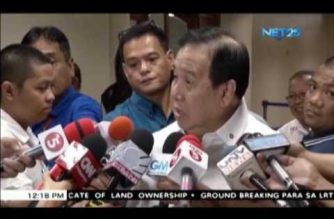 Gordon: There was shabu in magnetic lifters found in Cavite
