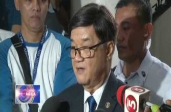 Aguirre: Palace, health and justice departments agree PAO's Erfe is a medico-legal officer, not a pathology expert