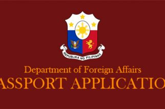 DFA Passport Application