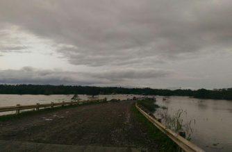 Mga residente sa Esperanza, Agusan del Sur muling nangangamba sa posibleng pagbaha