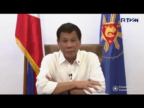 President Duterte calls Trillanes a coward, dares him to prove his P2.2-B bank accounts in court