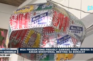 Photo grabbed from government-owned PTV 4.