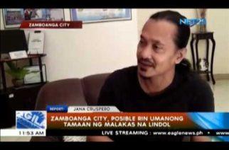 Zamboanga City, posible rin umanong tamaan ng malakas na lindol