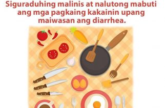 Photo grabbed from the Department of Health Facebook page.