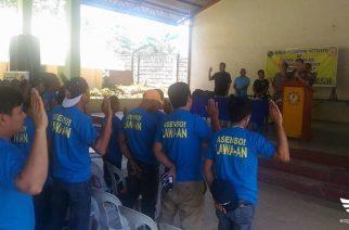 Graduation Day Ceremony ng mahigit 40 drug surrenderees isinagawa sa Roxas City Police Station