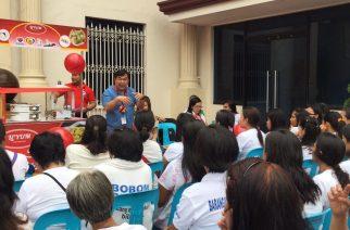 Libreng food cart ipinamahagi ng DSWD sa Urdaneta City, Pangasinan