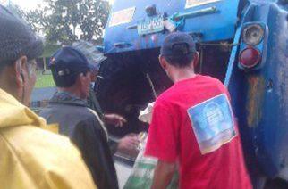 Clean-up drive ng Iglesia Ni Cristo sa bayan ng Isabel, Leyte, matagumpay na naisagawa