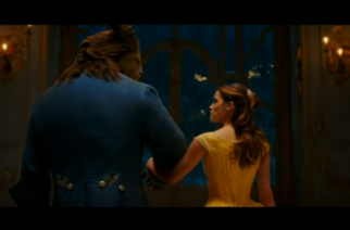 Disney latest live-action remake, 'Beauty and the Beast,' roar to the box office top spot. (Photo grabbed from Reuters video)
