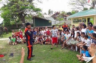 Fire Prevention Awareness Seminar isinagawa sa iba't-ibang paaralan sa Roxas City, Capiz