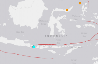 Tourists panic as quake rattles Bali