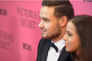 One Direction star Liam Payne and British singer Cheryl Fernandez-Versini welcome baby boy.(photo grabbed from Reuters video)