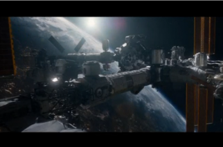 Jake Gyllenhaal, Ryan Reynolds and Rebecca Ferguson talk us through the perils of acting in zero gravity and explore why space thrillers are so effective.(photo grabbed from Reuters video)