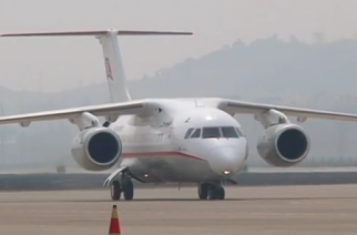 North Korea's national airline, Air Koryo starts a new flight service to Dandong in China. Most of Air Koryo's scheduled international flights are to China. Few North Koreans are allowed to travel outside their isolated country.(photo grabbed from Reuters video)