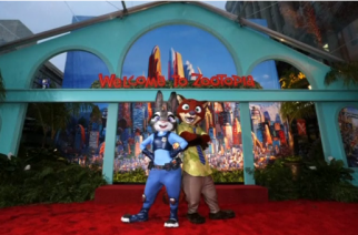 A Hollywood screenwriter and producer is suing Walt Disney saying they used his idea for 'Zootopia' without his permission.(photo grabbed from Reuters video)