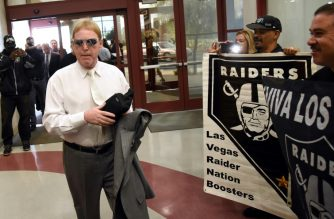 NFL: Raiders move from Oakland to Las Vegas