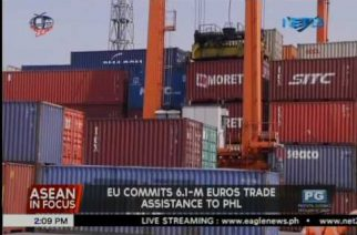 EU commits 6.1-m euros in trade assistance to Philippines
