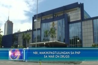 NBI ready to lend a hand in gov't war on drugs