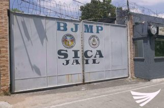 "The entrance to the Metro Manila district jail in Camp Bagong Diwa in Taguig City. Illegal possession of firearms suspects Angel Manalo, Jem Hemedez and a former ""Magdalo"" soldier identified as Jonathan Ledesma were brought on Friday morning (March 17) to this jail facility after a Quezon City judge issued a commitment order for them to be jailed here.  (Eagle News Service)"