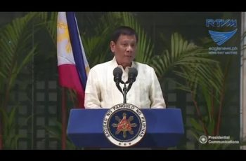 "President Duterte lashes out at EU, US, priests; Calls Inquirer and ABSCBN ""rude,"" ""vicious and virulent"""
