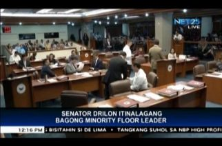 Senate reorganization, normal – Palace
