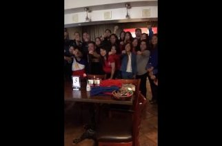 Watch:  Filipino professionals in Canada gather to support President Duterte