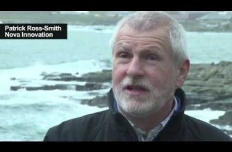 Weaning off oil, Scottish islands eye renewable future