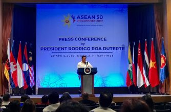 30th ASEAN Summit 2017: 'Engaging, productive, fruitful deliberations' – Duterte