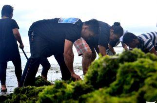 Coastal clean up drive isinagawa ng mga miyembro ng Iglesia Ni Cristo sa Iligan City