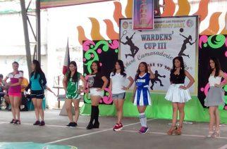 Opening ceremony ng Wardens Cup III ng BJMP sa Balanga, Bataan isinagawa