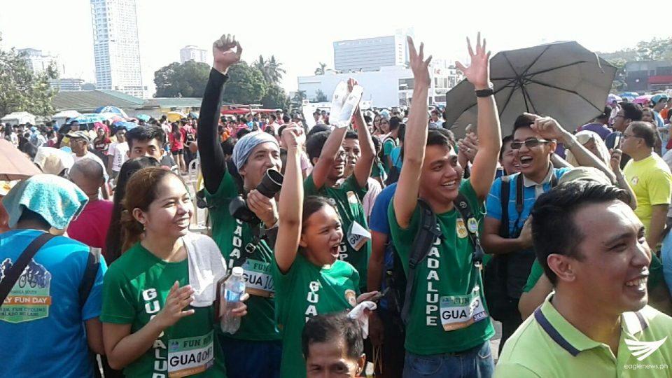 Family Fun Day isinagawa ng Iglesia Ni Cristo sa Distrito ng Metro Manila South