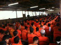 Iglesia Ni Cristo nagsagawa na ng mga pagsamba sa Leyte Regional Prison sa Colonia, Abuyog Leyte